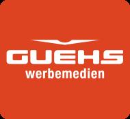 Guehs Werbemedien, Werbeagentur, Straubing, Regensburg Logo