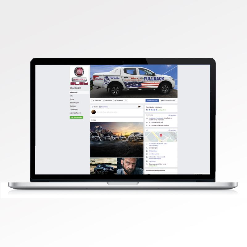 Guehs Werbemedien - Social Media, Facebook, Autohaus, Regensburg, Straubing