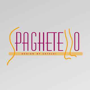 Guehs Werbemedien - Logodesign, spaghetello, in, Ingolstadt, Regensburg, Straubing