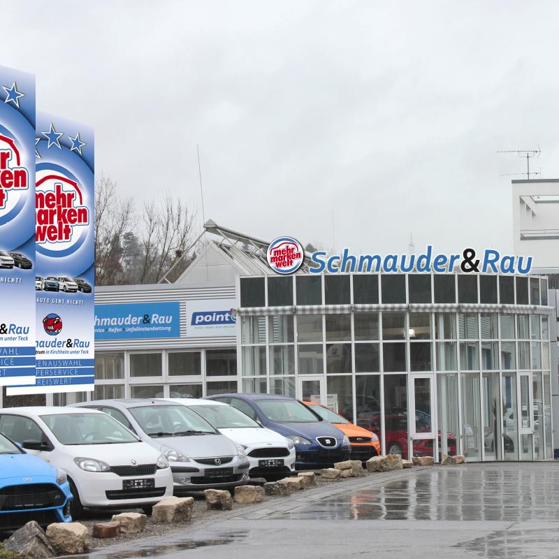 Guehs Werbemedien - Außendesign, Autohaus, Werbung, in, Ingolstadt, Regensburg, Straubing