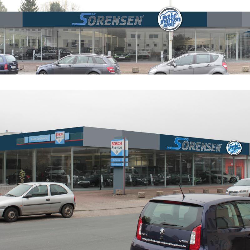 Guehs Werbemedien - Außendesign, Werbung, in, Ingolstadt, Regensburg, Straubing