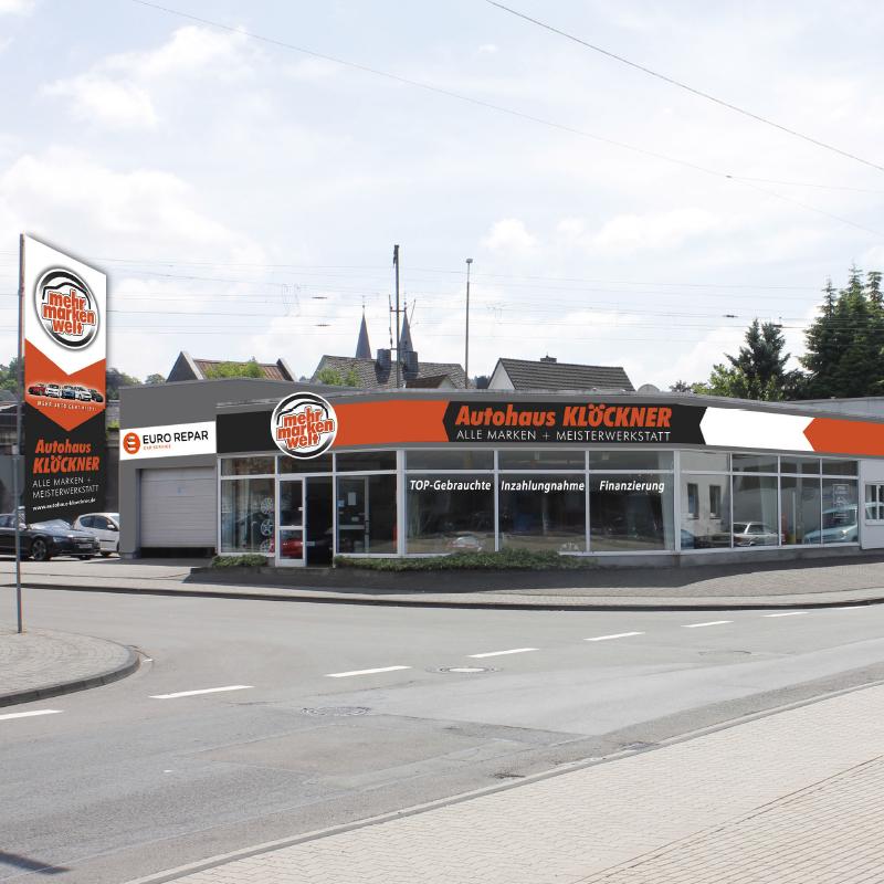 Guehs Werbemedien - in, Ingolstadt, Regensburg, Straubing, Außendesign, Werbung